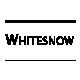 Whitesnow