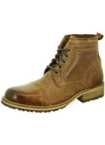 Laceup Low Boot