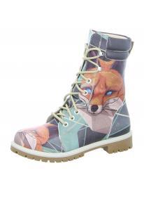 Damen Stiefel Red Fox