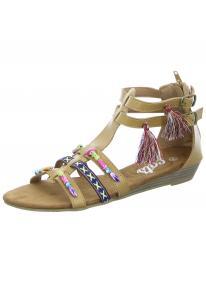 Damen Sandalette 161-10-BR