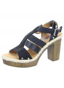 Damen Sandalette K079-1-BK