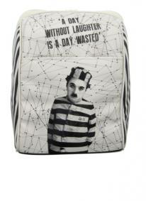 Rucksack Charlie Chaplin