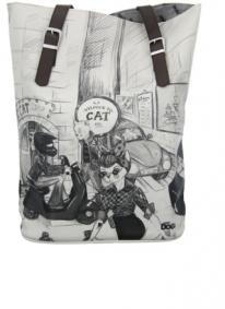Shopper Cat City Life