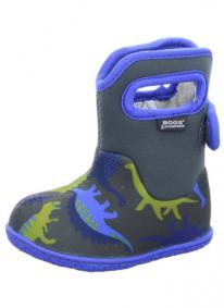 Kinder Gummistiefel Baby Bog Classic Dino